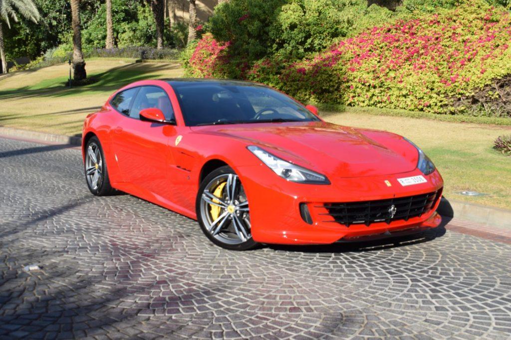 Rent Ferrari Gtc4 Lusso In Dubai Up To 80 Off Check Prices