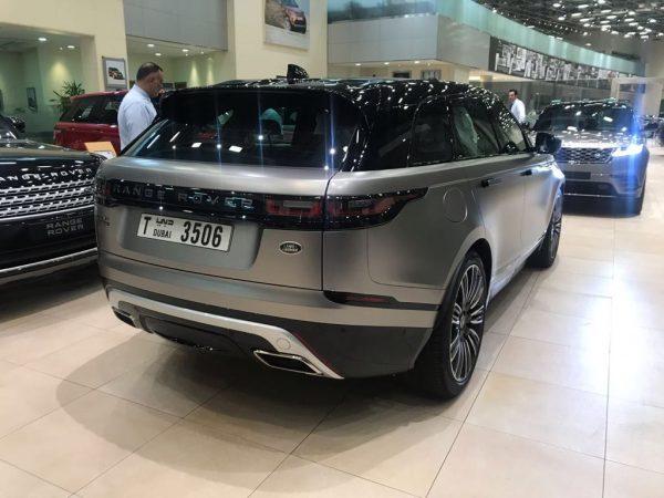 Range Rover Velar Dubai