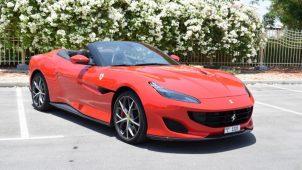 Rent Ferrari Portofino