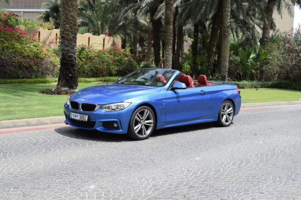 Rent BMW 420 Dubai