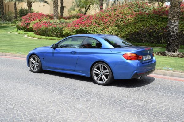 BMW 420 Rental in Dubai
