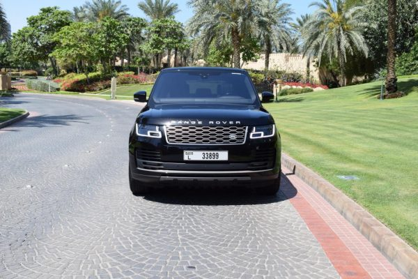 Range Rover Supercharged Rental