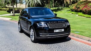 Rent Range Rover Supercharged