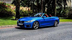 BMW 420 Rental
