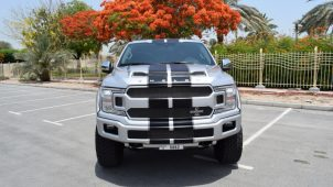 Ford Shelby F150 Rent