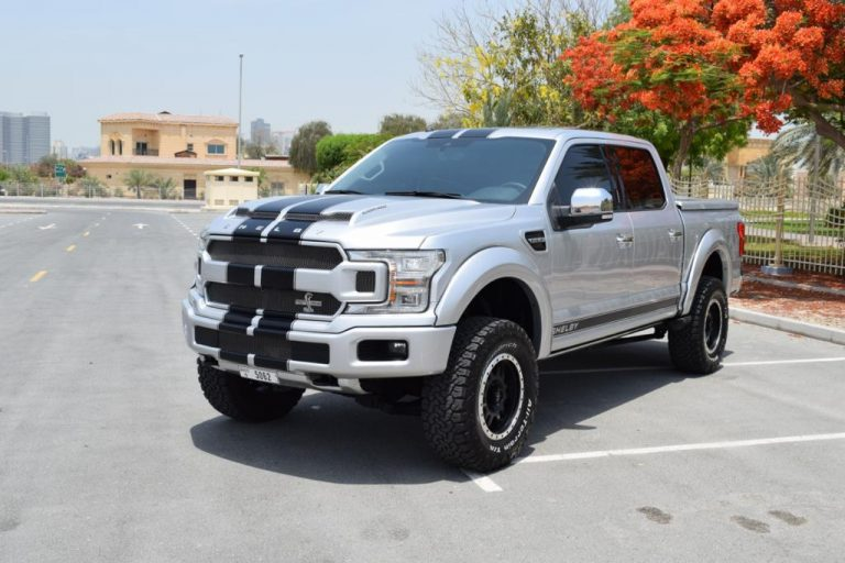 Ford Shelby F150 for Rent in Dubai UAE