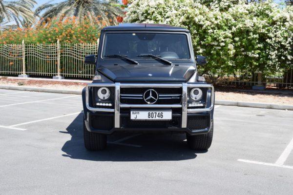 Rent Mercedes G63 2017