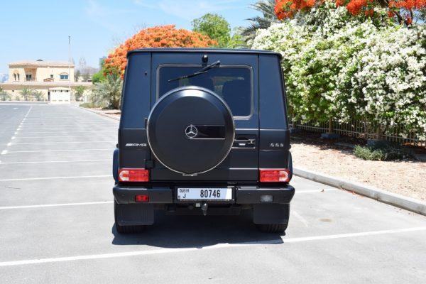 Rent Mercedes G63 Dubai