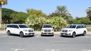 Rent Lincoln Navigator Dubai