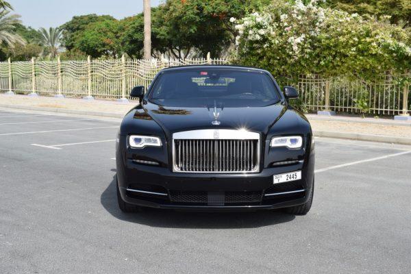 Rent Rolls Royce Dawn Dubai