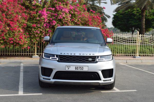 Rental Range Rover Sport V6 Dubai