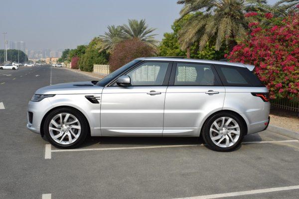 Rent Range Rover Sport V6