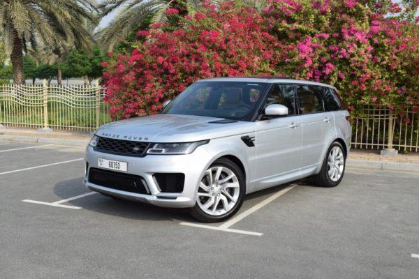 Rent Range Rover Sport V6 Dubai