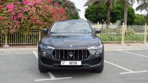 Maserati Levante S - Silver