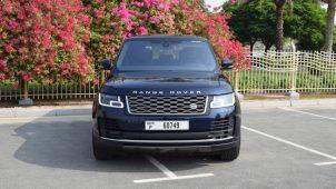 Range Rover SuperCharged - Dark Blue