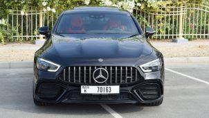 Rent Mercedes Gt 43 Amg