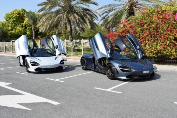 McLaren 720S Dubai