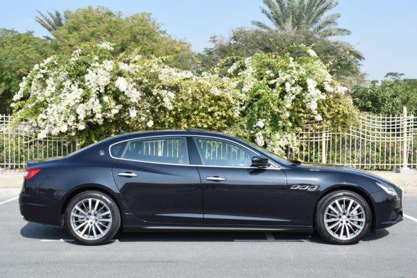 Rent Maserati Quattroporte 2020 Dubai