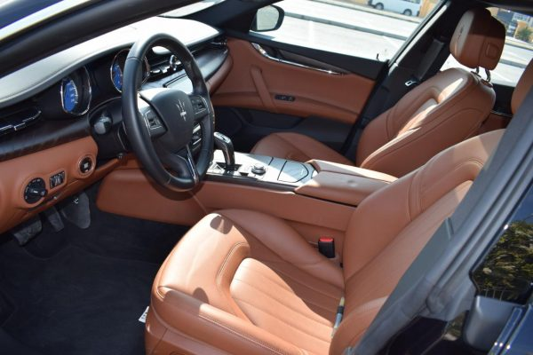 Rent Maserati Quattroporte 2020 in Dubai