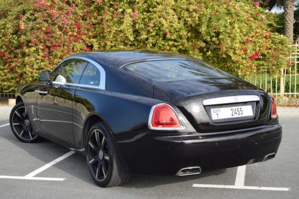 Luxury Rolls Royce Wraith
