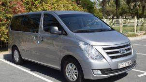 Rent Hyundai H1
