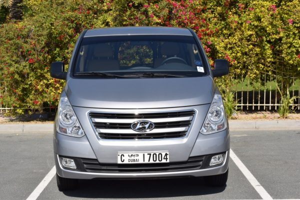Rent Hyundai H1 - Wheelchair Accessible Van