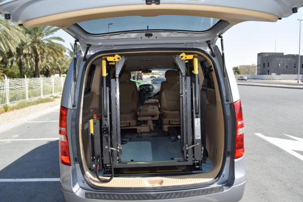 Rent Hyundai H1 a Wheelchair Accessible Van
