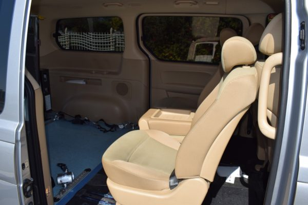 Rent Wheelchair Accessible Van Dubai
