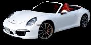 Porshe 911 White - For Rent in Dubai