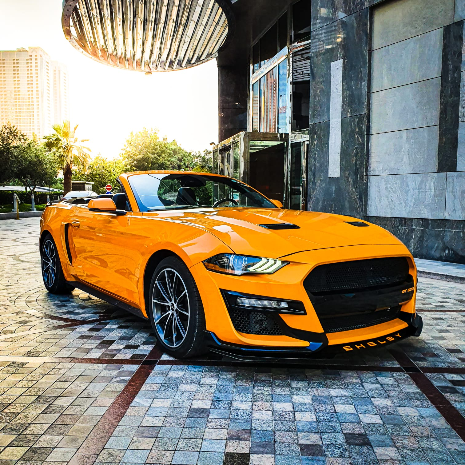 Rent Ford Mustang V4 in Dubai | Up to 80% OFF | Check Prices